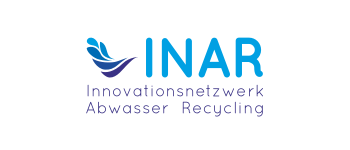 Logo INAR Innovationsnetzwerk Abwasser Recycling